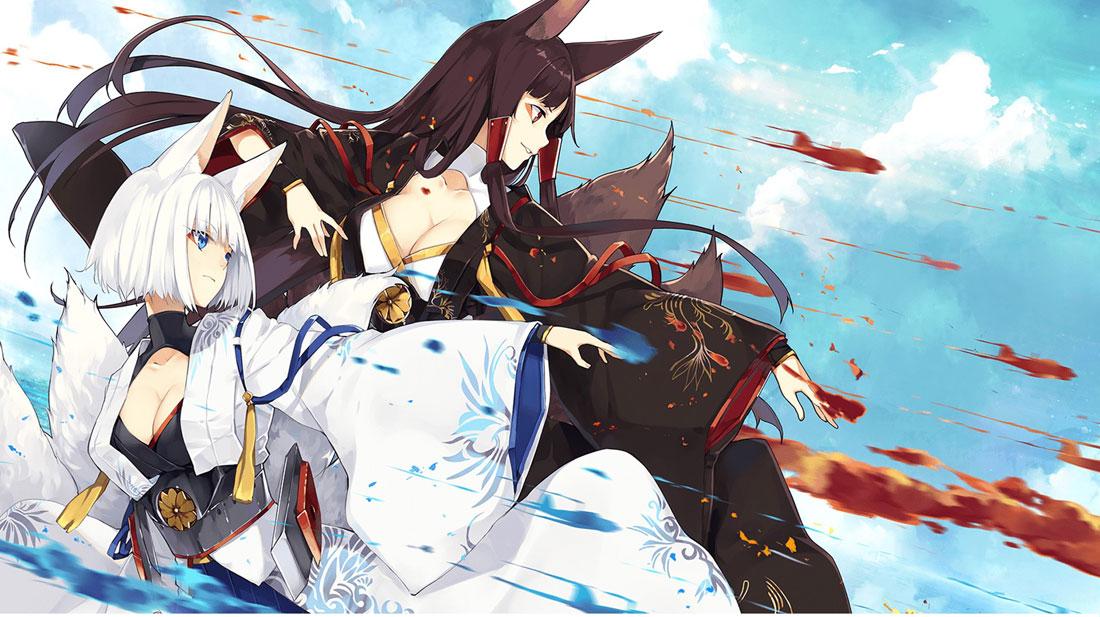 azur lane anime release date