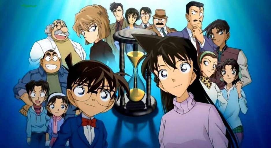 Detetive Conan recebe novo spinoff Academia de Polícia, centrado em Tōru Amuro