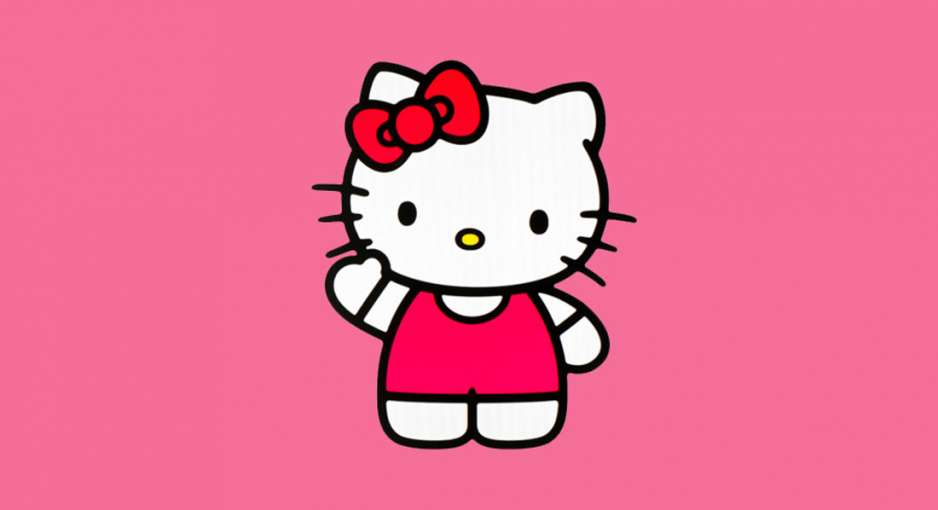 cf9d3ea94 This adorable cat is internationally known and loved, and the Hello Kitty  YouTube debut is probably one of the biggest online events of the year.
