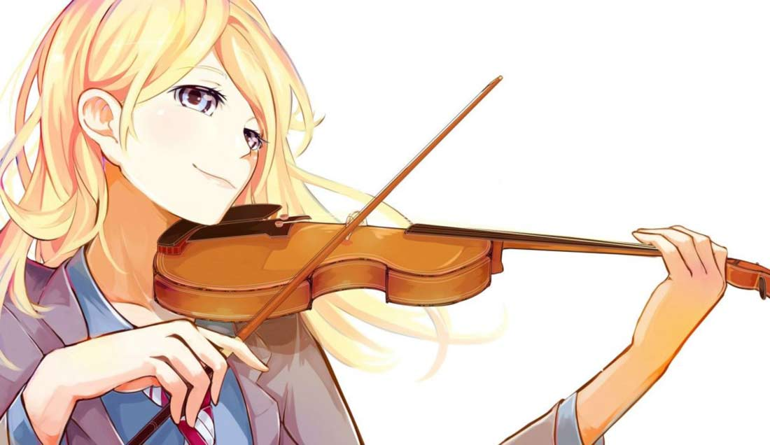 Top 10 Masters Of The Violin In Anime Animematch Com
