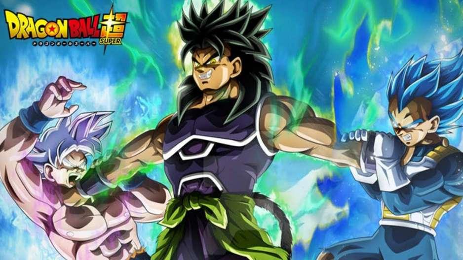 New Dragon Ball Super Broly Trailer Animematch Com