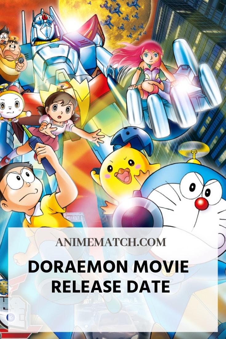 Doraemon Movie Release Date - AnimeMatch com