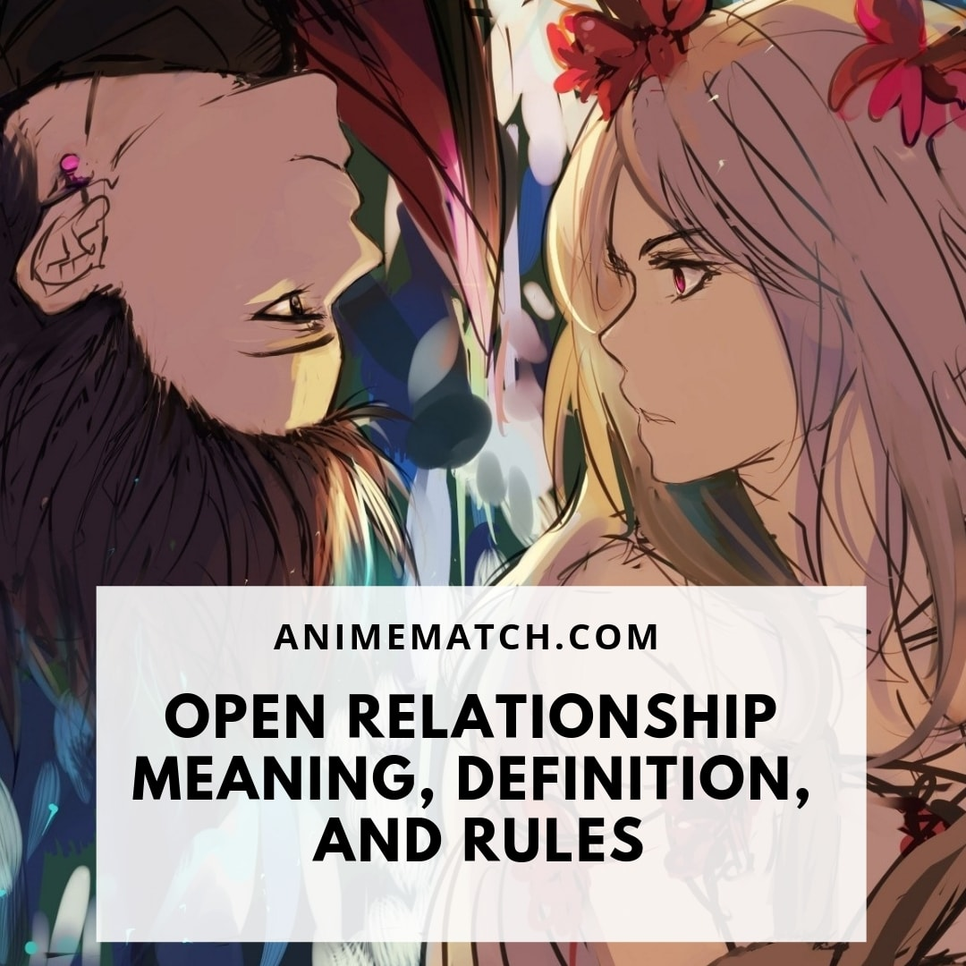 What open relationship means